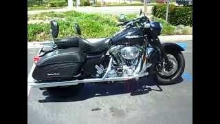 6. 2005 Harley-Davidson FLHRS/FLHRSI Road King Custom