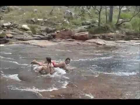 Cachoeira Rio das Lajes EM CRISTALINA GOIÁS