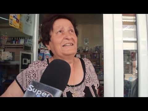 Video - Μαίνεται η φωτιά στο σούπερ μάρκετ στο Χιλιομόδι Κορινθίας