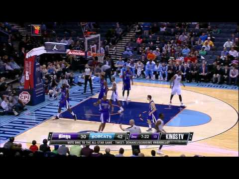 Quincy Acy's Fierce Swat on Cody Zeller