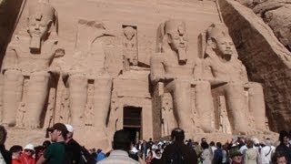 Temple Of Ramesses II At Abu Simbel أبو سمبل - Egypt مصر