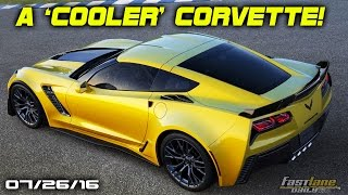 """2017 Corvette is """"Cooler"""", New Mercedes-Benz Models, New Audi Q8 - Fast Lane Daily by Fast Lane Daily"""