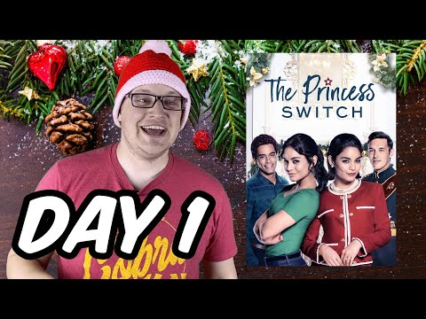 The Princess Switch | 12 Days of Christmas Rom-Coms