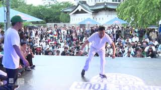 Pon vs Gucchon – SAMURAI SHIROFES 2019 FINAL BEST8