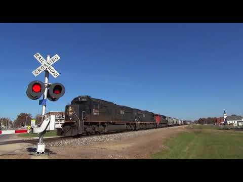 Trains of the Midwest Part 5