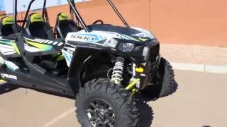 7. 2017 Polaris RZR XP 1000-4 Walk-Around