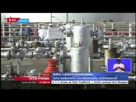 Kenya Pipeline Company regional expansion 10 year strategy