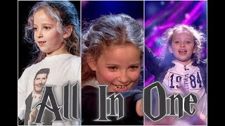 Video Issy Simpson - 2nd place - All Performances - Britain's got Talent 2017 - Plus Results MP3, 3GP, MP4, WEBM, AVI, FLV Desember 2018