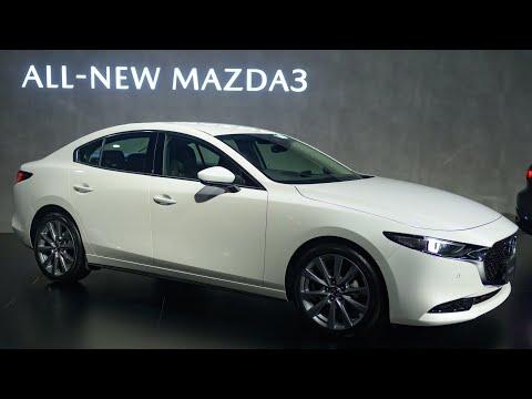 Tận mắt sờ mó và đánh giá chiếc Mazda 3 All New 2019 vừa ra mắt trên thị trường @ vcloz.com
