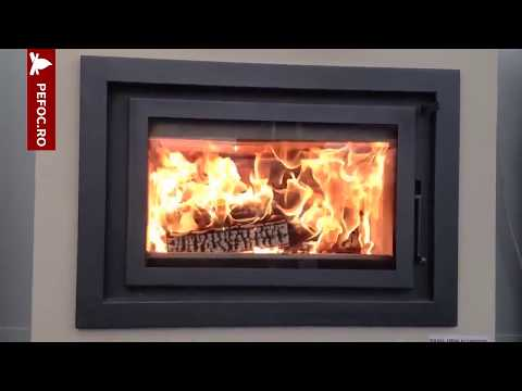 Test ardere focar B150
