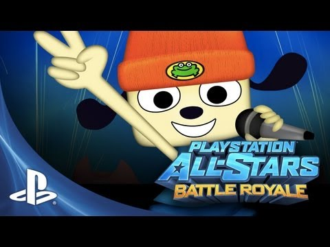 PlayStation® All-Stars Battle Royale - PaRappa Strategies