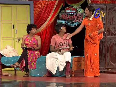Jabardasth    Sudigaali Sudheer Performance on 10th April 2014