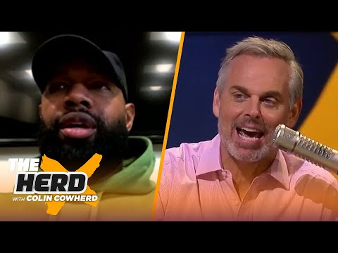 Packers TE Marcedes Lewis on Super Bowl chances & progress with LaFleur & Rodgers | NFL | THE HERD