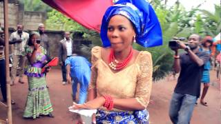 Igbo traditional wedding, Imo state, South-East Nigeria