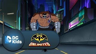 The Harder They Fall   Batman Unlimited   Dc Kids