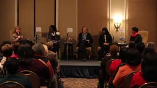 University Presidents speak to the Women's Leadership Institute at Auburn University. Speakers: Dr. Gwendolyn Boyd (Alabama State University), Dr. Sharon ...