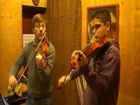 Clase de violín 2