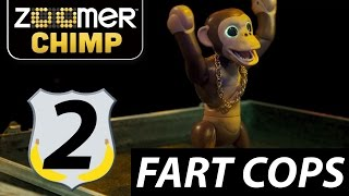 Kamera Kids is proud of Jadian  - back in Episode 2 of Zoomer Chimp!