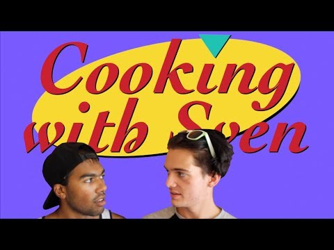 Cooking With Sven