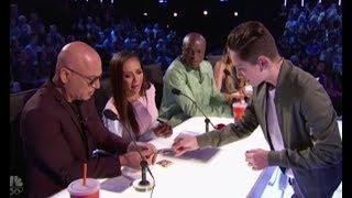 Video Henry Richardson: Creates SHOCKING Magic Under Judges Noses! America's Got Talent 2017 MP3, 3GP, MP4, WEBM, AVI, FLV Agustus 2017