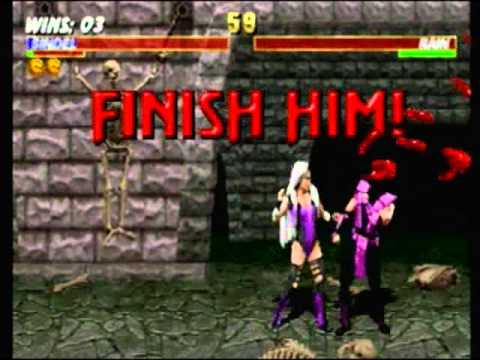 mortal kombat trilogy playstation cheats