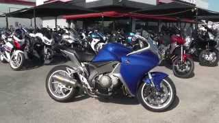 5. 200138 - 2012 Honda VFR1200F - Used Motorcycle For Sale