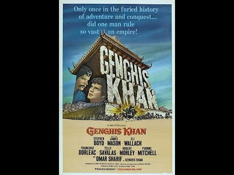 Genghis Khan (1965) 720p BluRay FULL MOVIE