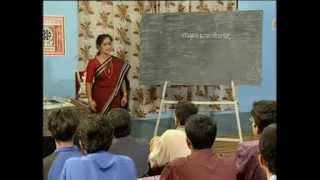 Samskrita Bhaasha Shikshanam,-- Learn Sanskrit Through Video - Part 16 by Rashtriya Sanskrit Sansthan, www.sanskrit.nic.in