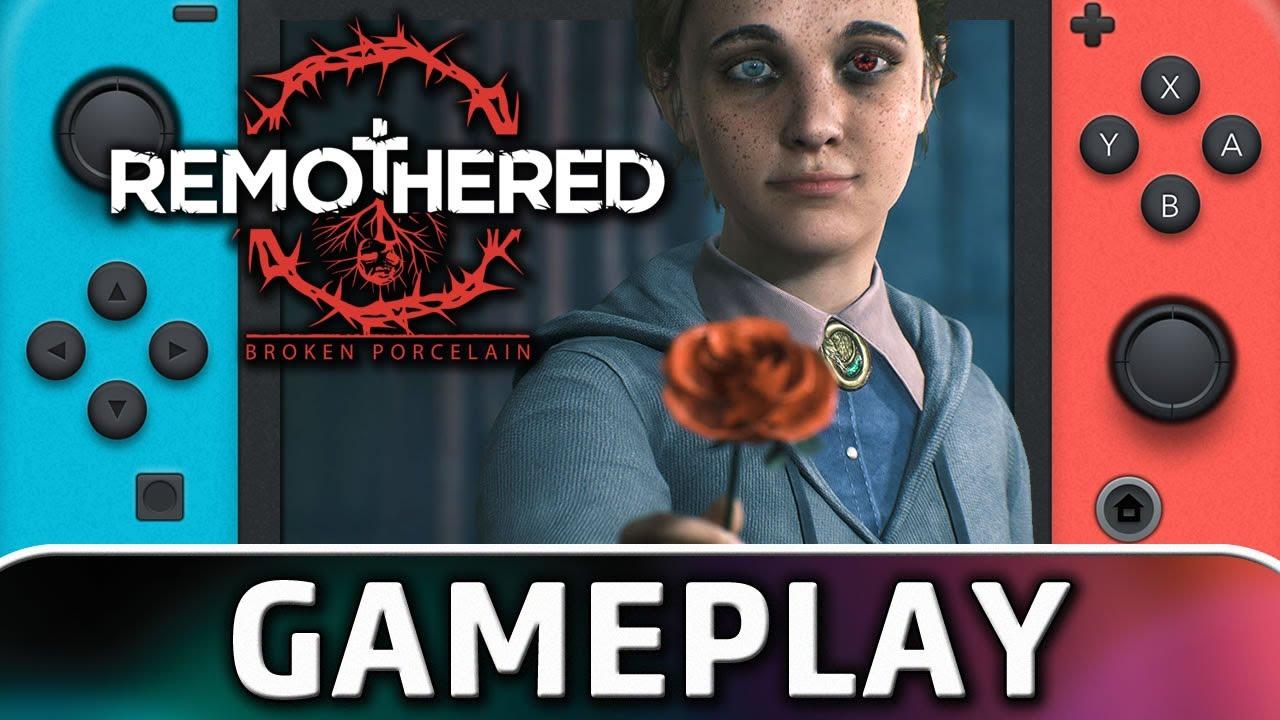 Remothered: Broken Porcelain | Nintendo Switch Gameplay