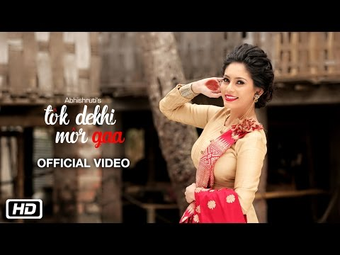 Tok Dekhi Mor Gaa | Abhishruti | Super Hit  Bihu Song  2017