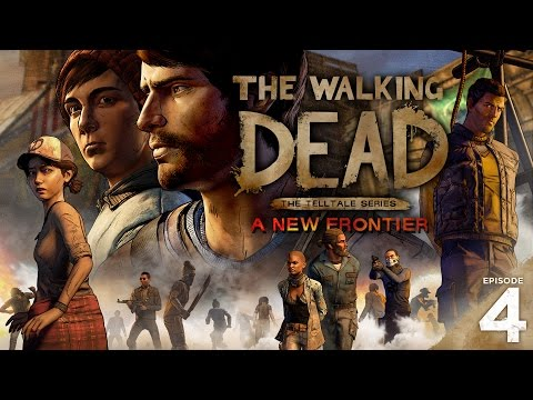 """The Walking Dead - A new Frontier - Episode 4 """"Thicker Than Water"""" FULL EPISODE 