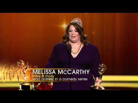 Melissa McCarthy: Outstanding Lead Actress in a Comedy Series