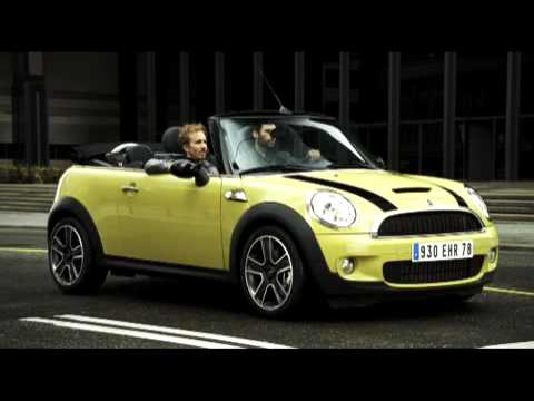 BMW MINI Cooper S Cabrio History hilarious funny advert commercial