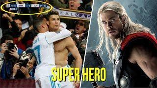 Video Saat Ronaldo Menyelematkan Real Madrid & Portugal Di Menit Akhir Pertandingan MP3, 3GP, MP4, WEBM, AVI, FLV Agustus 2018