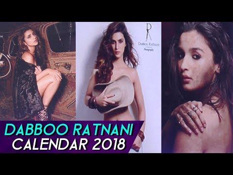 Dabboo Ratnani Calendar 2018 : Parineeti, Alia, Sh