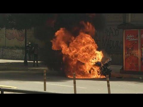 Βενεζουέλα: Νεος κύκλος βίας για την Συντακτική Συνέλευση