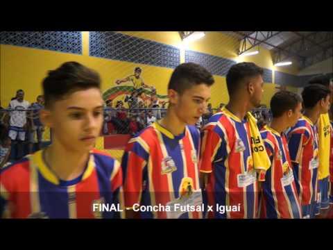 JÂNIO QUADROS: Iguaí é o campeão do Torneio de Futsal SUB 20