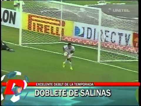 Doblete de Pablo Salinas en Deportes Quindio