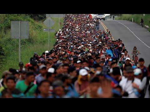 Τραμπ: «Θα ανταποδώσουμε, αν οι μετανάστες πετάξουν πέτρες εναντίον του στρατού μας» …