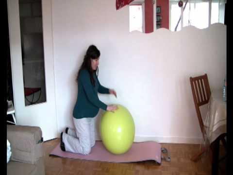comment soulager pubalgie grossesse