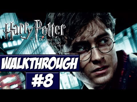 Video Harry Potter And The Deathly Hallows Part 1 - Walkthrough Ep.8 w/Angel - Escape! download in MP3, 3GP, MP4, WEBM, AVI, FLV January 2017