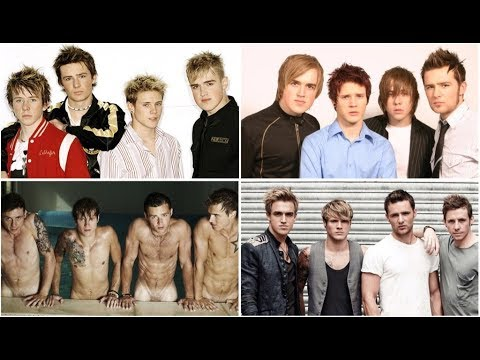 Evolution of McFly (Chart History 2004 - 2015)