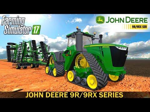 John Deere 9R series v3.1.1