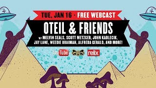 Oteil & Friends | 1/16/17 | Live From Brooklyn Bowl