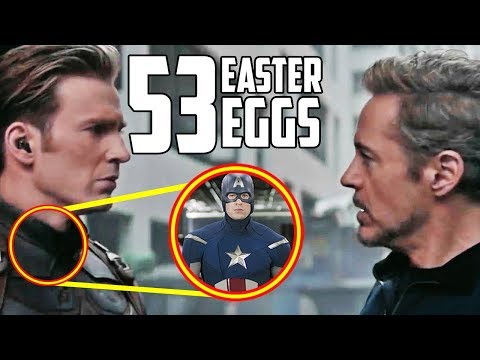 Avengers: Endgame Special Look: Every Easter Egg and Timeline Revealed