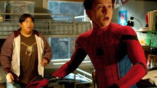 """Nonton """"You're The Spider-Man... From YouTube!"""" Ned Finds Out - Spider-Man: Homecoming (2017) Film Subtitle Indonesia Streaming Movie Download"""