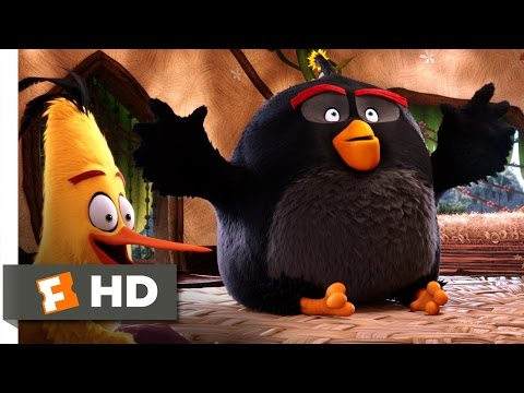 Angry Birds - Anger Management Classmates Scene (2/10) | Movieclips