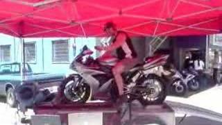 9. 2004 Yamaha R1 Dyno Run 151 hp