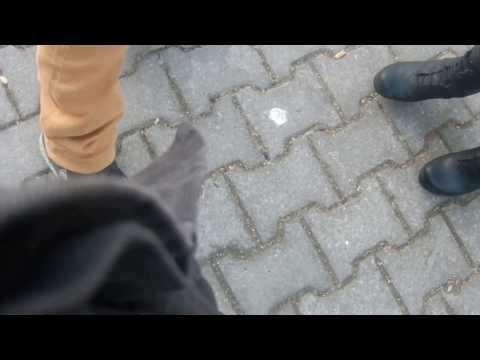 Ayakkabı Fetiş(Gizli Çekim)