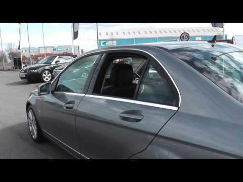 Mercedes-Benz C CLASS C200 CDI BlueEFFICIENCY Elegance 4dr U206856